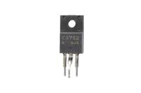2SC3752 (800V 3A 30W npn) TO220F Транзистор