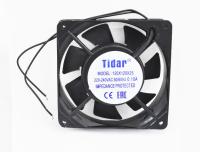 Вентилятор 220V-AC120x120x25 RQA12025HSL (подшипник скольжения, 2500 об/мин. 0.10A)