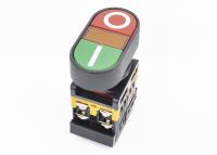 Переключатель кнопочный 3SA12-22E-11BSWD No-Nc 600V 10A (неоновая лампа)