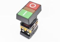 Переключатель кнопочный 3SA12-30E-11FSWD No-Nc 660V 10A (неоновая лампа)