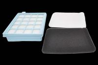 FTH 72 HEPA фильтр для пылесосов Philips
