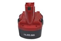 A0097 Аккумулятор для шуруповертов 14,4V аналог for Bosch 2,0Ah