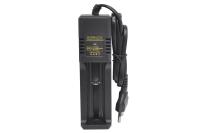 Зарядное устройство для аккумулятора 10440/14500/16340/18350/18650/26650 OT-APZ08