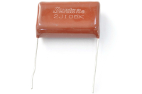 CAP  1.0mkF  630V 10% (105) CL21 Металлопленка конденсатор