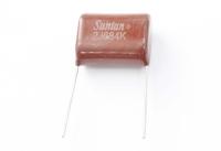 CAP  0.68mkF 630V 10% (684) CL21 металлопленка конденсатор
