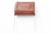 CAP  4.7mkF  250V 10% (475) CL21 металлопленка конденсатор