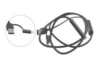 Эндоскоп OT-SME14 D=8mm L=1m 1280*720 (USB/microUSB/Type-C)