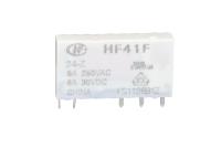 Реле HF41F 24-Z Катушка 24V, одна группа, 6А 28,0х5.0х15,0