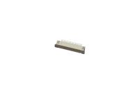 Разъем для шлейфа 17-pin, шаг 1mm