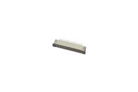 Разъем для шлейфа 19-pin, шаг 1mm