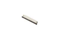 Разъем для шлейфа 23-pin, шаг 1mm