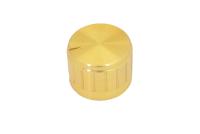 Ручка для аппаратуры D=23mm H=17mm gold