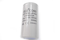 CD60  300mkF 300v (клеммы) Fuji пусковой конденсатор