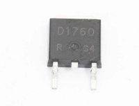 2SD1760 (50V 3A 15W npn) TO252 Транзистор