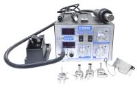 Паяльная станция Element-852D+ (паяльник+фен)