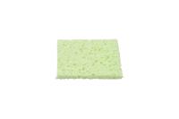 Губка для очистки жал паяльников 80x52x10 mm зеленая