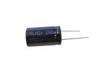 3300mkF  63v 105C Jamicon TK конденсатор