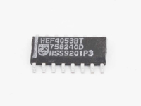 HCF4053BT SO16 Микросхема