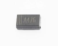 SMD 47mkF  10v (A476) Конденсатор танталовый