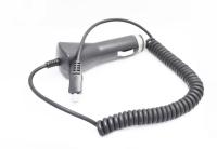 25189 Автомобильное зарядное устройство Prolife microUSB 1A черный