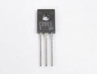 2SC2911 (180V 140mA 1W npn) TO126 Транзистор