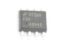 FDS6994S (30V 8.2/6.9A 2W Dual N-Channel MOSFET) SO8 Транзистор