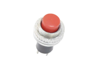 Кнопка PBS-3D (RWD-213) Off-(On) красная без фиксации 36-3331