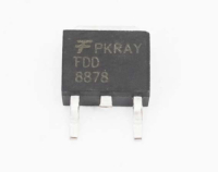 FDD8878 (30V 40A 40W N-Channel PowerTrench MOSFET) TO252 Транзистор