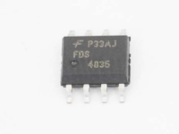 FDS4835 (30V 9.5A 2.5W P-Channel MOSFET) SO8 Транзистор