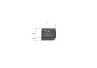 TRB1-12VDC-SA-CD Катушка 12V, две группы, 3А 15.7х10.4х11.7 РЕЛЕ