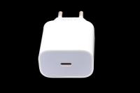 24582 Сетевое зарядное устройство XO L77, 20W, 1Type-C быстрая зарядка  (работает с iPhone 8/10/11/12+), белый