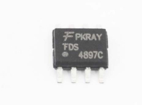 FDS4897C (40V 6.2/4.4A 2.0W N/P-Channel MOSFET) SO8 Транзистор