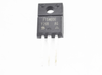 SiHF15N60E (650V 15A 34W N-Channel MOSFET) TO220F Транзистор