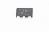 TD6817 SOT23-5 Микросхема