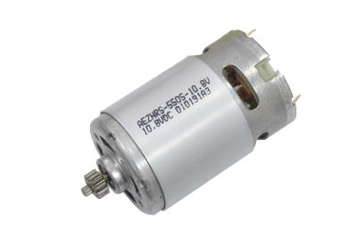 010191 (А3) Двигатель 10,8 В для Li-ON Макита вал d3 мм (малый) с ответной шестерней