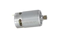010191 (В1) Двигатель на аккумуляторный шуруповерт с ответной шестерней для 14,4В Интерскол