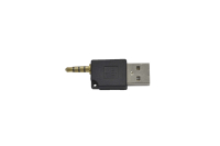 Переходник USB 2.0 AM > 3.5mm 4C (USB AM to DC3.5 4pin)