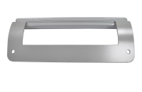 Ручка Стинол скоба (205,106) металл (серая)