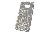 "Чехол ""Gel Re:Case Ice"" Samsung Galaxy S7 EDGE (серебро) 00-003"