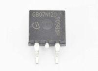 SGB07N120 (1200V 8A 125W Fast IGBT in NPT-technology) TO263