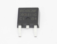 IRG4RC20F (600V 22A 66W Fast Speed IGBT) TO252 Транзистор