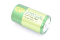 GP Greencell R20-2S батарейка