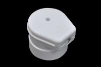 Комплект розетка + вилка РШ-ВШ-30 250V 32A (белая)