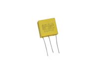 CAP  0.47mkF 250V 10% (X2) - 2 x 0.027mkF (Y2) 250V 10% X2Y2 полипропиленовый конденсатор