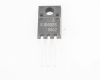 RJK6026 (600V 5A 28.5 N-Channel MOSFET) TO220F ТРАНЗИСТОР