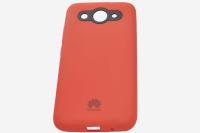16087 Чехол Silicone case для Huawei Y3(2017), красный
