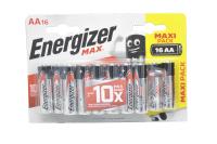 Energizer LR6-16BL Max (AA) батарейка (1 шт.)