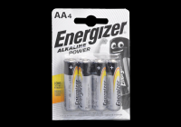 Energizer LR6-4BL (AA) батарейка (1 шт.)