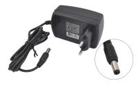 Блок питания 220V/ 9V  1,0A Manwell W090V010 (5.5x2.5) импульсный (адаптер)