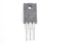 2SD1913 (60V 3A 20W npn) TO220F Транзистор